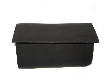 Čašnícka peňaženka - kožená, Loranzo
