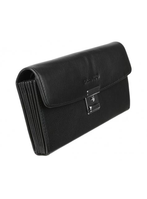 Čašnícka peňaženka - kožená, Branco